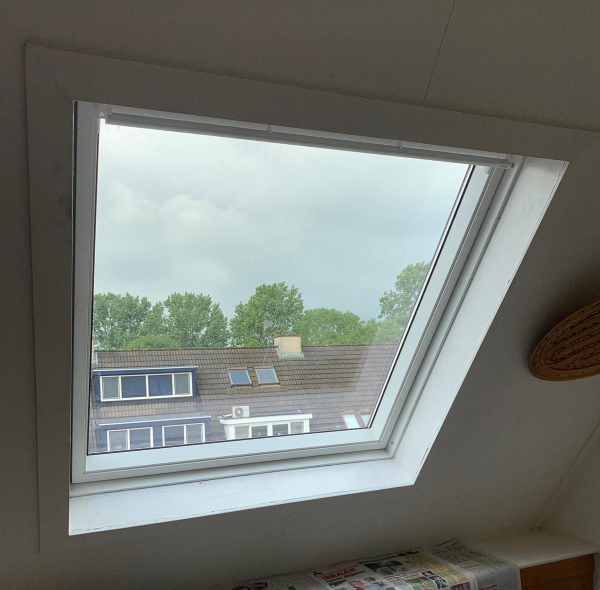 Project Oud Velux Ggl 4 Dakraam Vervangen In Zoetermeer